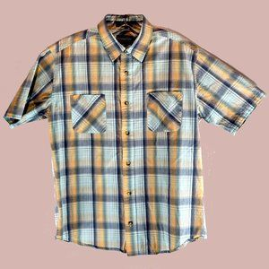Pendleton SS button Wave shirt like new M